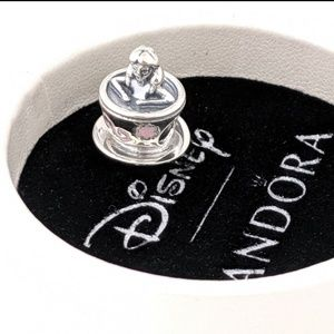 Authentic Pandora Disney Alice in A Cup Charm